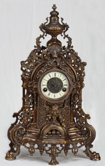 Bronze Mechanical Clock (SP17-3)