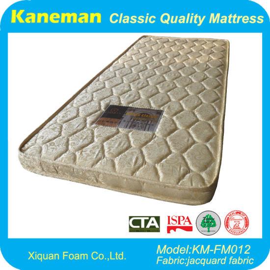 China Bunk Bed Roll Packing Foam Mattress China Foam Mattress