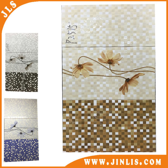 5 Colors Series Kitchen and Bathroom Ceramic Wall Tiles and Border 300*600mm pictures & photos