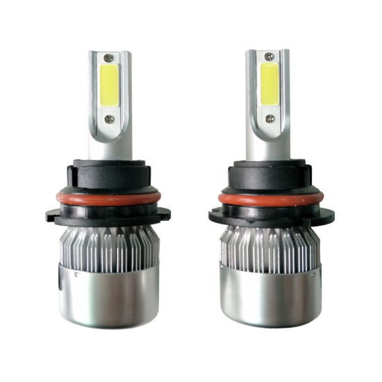 China C9 IP68 72W 7200lumens 9007 LED Bulbs For Headlights