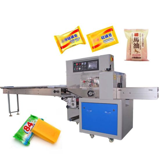 Automatic Horizontal Packaging Machine for Food / Bottle / Bag / Blister Packaging Machine Price