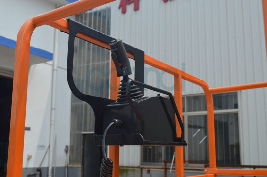 Self-Propelled Mini Scissor Lift (Customized) Max Working Height 5.8 (m) pictures & photos