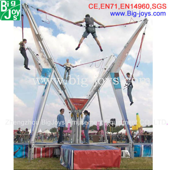 Euro Bungee, 4 in 1 Bungee Trampoline (005) pictures & photos