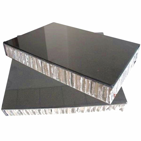 8mm Marble Aluminum Honeycomb Panel for The Kitchen Decoration