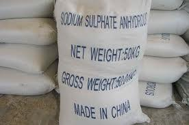 99%Na2so4 Sodium Sulphate Anhydrous/Glauber Salt pictures & photos
