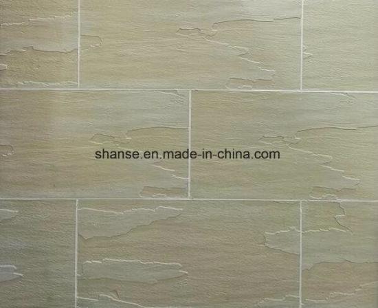 China Artistic Soft Acid Resistant Ceramic Tiles Anti-Slip Outdoor ...
