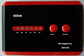 Portable Digital Fax (DGF-300)