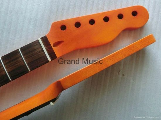 22 Frets Vintage Tint Satin Finished Tele Guitar Neck (TLR-22) pictures & photos