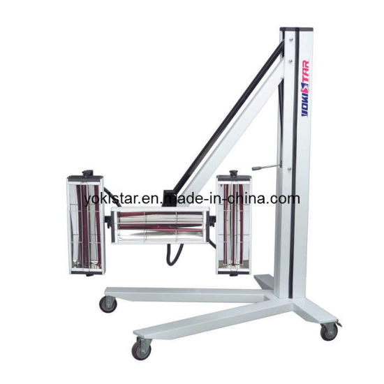 Infrared Heating Lamp Car Cover Baking Infrared Lamp for Sale