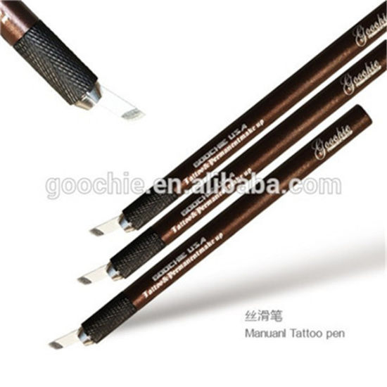 Permanent Makeup Blade Needle for Manual Tattoo Pen pictures & photos