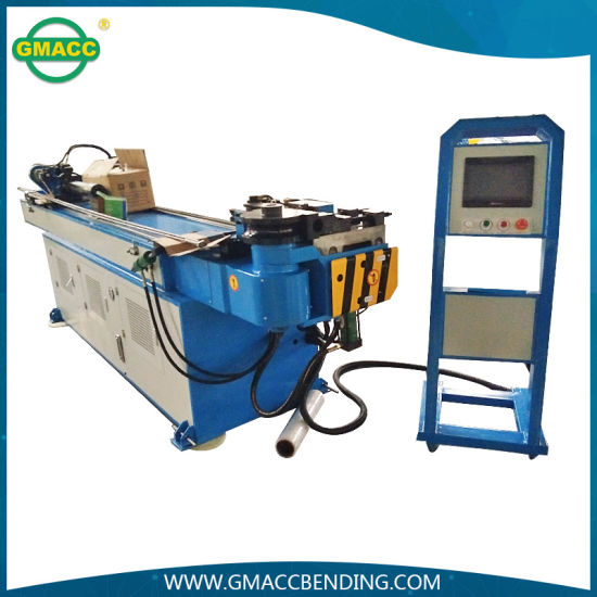 High Efficiency Hydraulic Full Automatic CNC Pipe Tube Bending Machine for Copper, Stainless Steel, Aluminum, Carbon Steel, Alloy