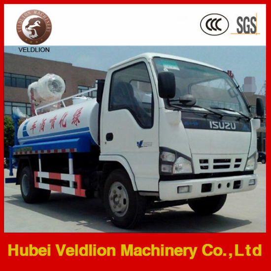Japan Isuzu 8-10ton Water Tank Truck 10, 000 Litres pictures & photos