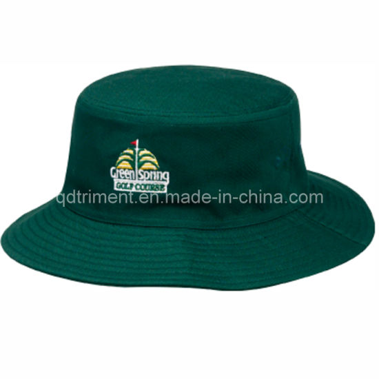 0ebd591e32311 Fashion Embroidery Cotton Twill Fisherman Golf Bucket Hat (TRB003B)  pictures   photos