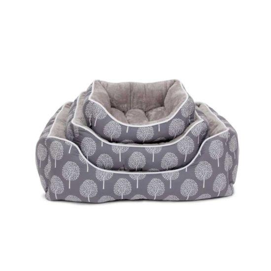 Eco-Friendly Rectangular Comfortable Pet Dog Bed (YF95261)