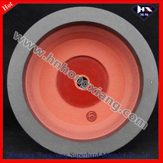Diamond Resin Grinding Wheel for Carbide Use pictures & photos