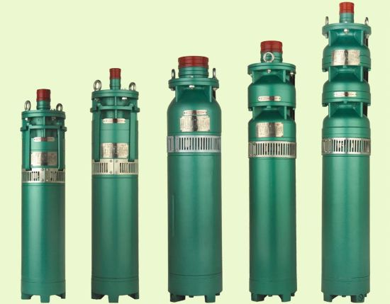 Deep Well Submersible Pump with ISO9001 pictures & photos