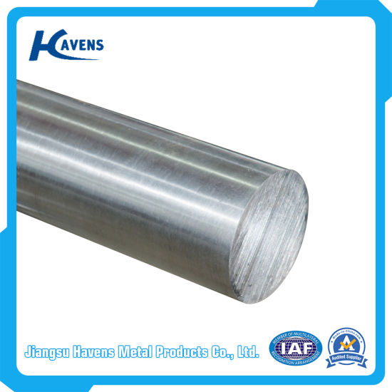 Ss 304/316/316L/310/310S/2205/2507 Hot Rolled Black Pickled Cold Drawn Stainless Steel Round pictures & photos