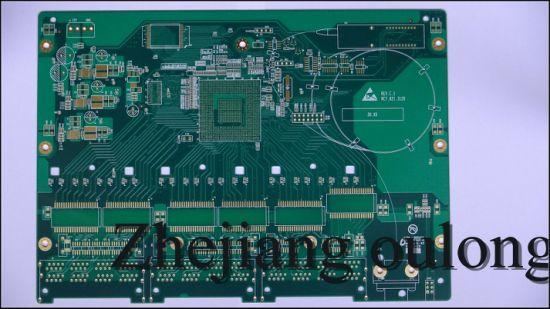 Custom 4 Layer Lead Free Low Cost PCB Circuit Board