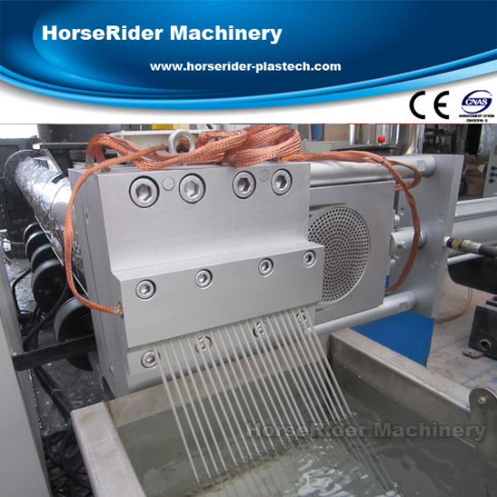 PE Plastic Granulator Machine with Schneider Conatctor