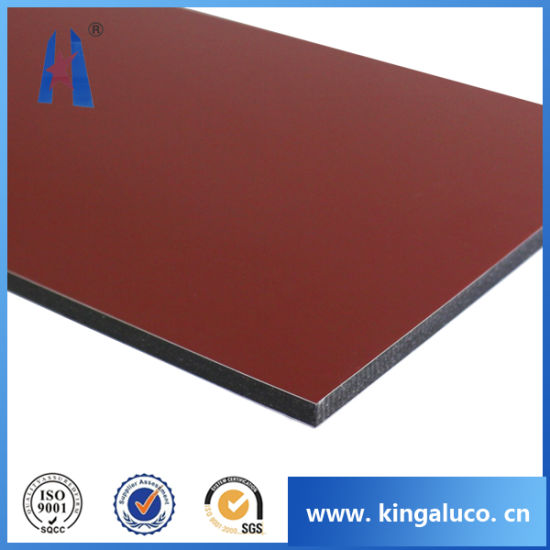 Curtain Wall Cladding Composite Panel