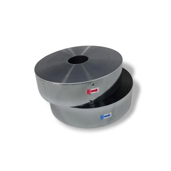 8um Al/Zn Heavy Edge Metallized Film for Capacitor Use