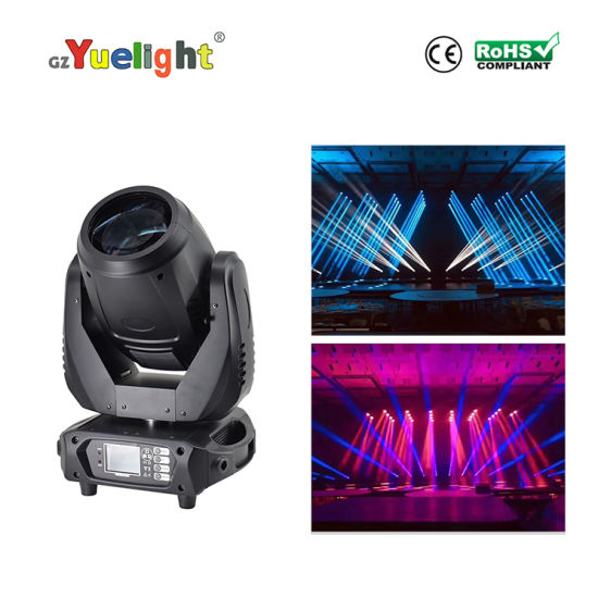 Newest High Speed 300W Sky Beam Microh Moving Head Disco DJ Light for Stage