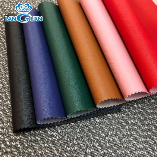 PVC Artificial Synthetic Leather for Bag & Shoes