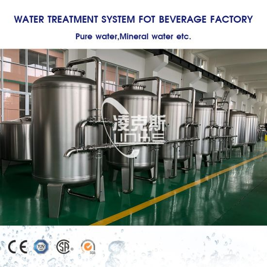 Manufacture of RO Water Filter System for Water Treatment Purification Equipment Reverse Osmosis RO Mineral Water Treatment Filter Equipment System. pictures & photos