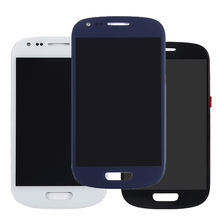Mobile Phone LCD for Samsung Galaxy S3 I9300 I9301 I535 LCD Replacement Touch Screen Digitizer