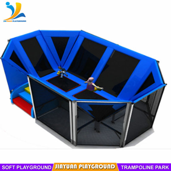 Best Supplier Made in China Indoor Trampoline Place