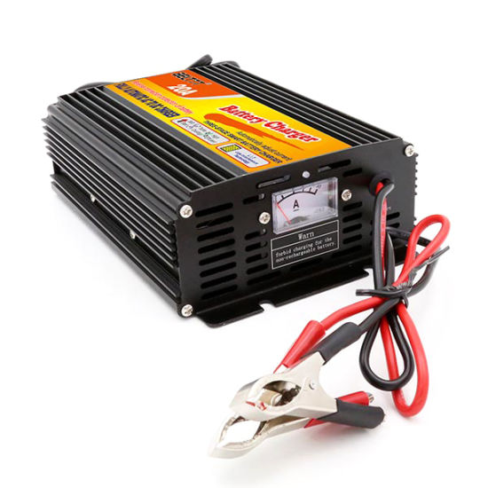 Automatic Charger 12V 20A Lead Acid Car Battery Charger