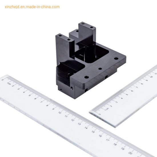 4 Axis Machining Precision Optical Electric Seat CNC Machining Service Spare Parts