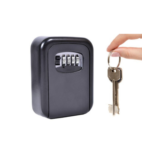 China Wholesale Zinc Alloy Password Locking Key Lock with Code pictures & photos