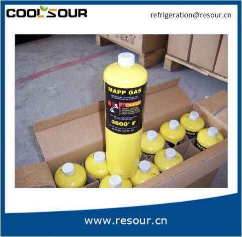 Coolsour 99.99% Pure Mapp Gas for Welding Gun Welding Torch