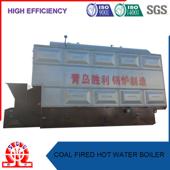 China Good Price Coal Burning Hot Water Boiler with Boiler Parts ...