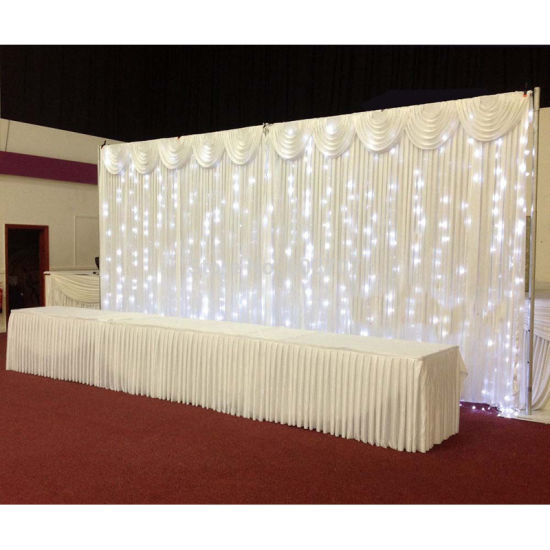 LED Star Curtain LED Curtain Wedding Backdrop Wedding Decoration Materials pictures & photos