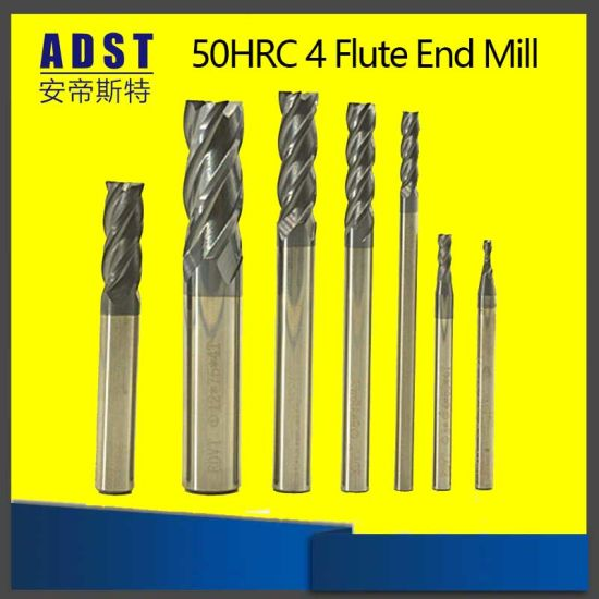 China Coating Tin Tungsten Milling Cutter for Machine Parts