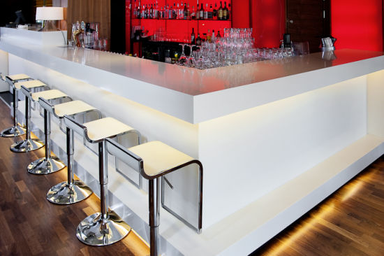 Genial Cafe Counter Event Bar Nightclub Furniture Juice LED Bar Counter With  Professional Price