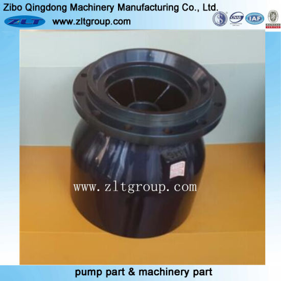 Sand Casting Stainless Steel/Cast Iron Submersible Pump Bowl