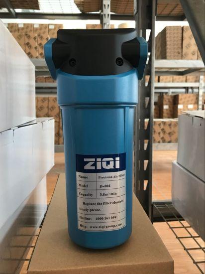 China Precision Air Filter Spare Parts for Air Compressor