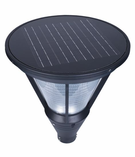 12W Full Automatic LED Solar Garden Lamp pictures & photos
