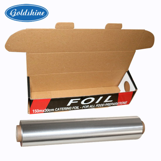 Embossed Colored Aluminum Foil Paper for OEM pictures & photos