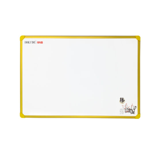 Magnetic Double Side Dry Erase Whiteboard in Aluminum Frame