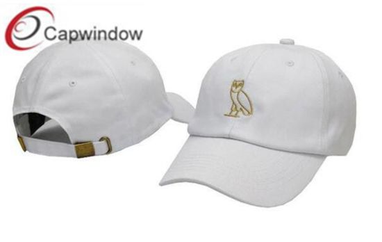 7ea20a4f29d China USA Dad Popular Baseball Cap with Brass Metal Buckle - China ...