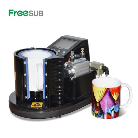 Freesub Pneumatic Sublimation Mug Heat Press Transfer Printing Machine (ST-110)