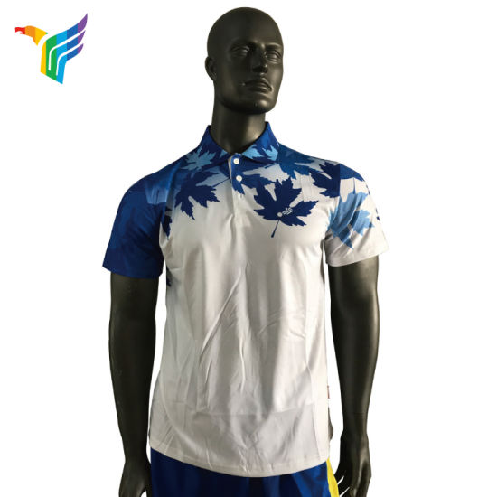 2a28aa92 Design Your Own Sublimation Polo Shirt Custom Digital Printing Men/Woman Dri  Fit T Shirt. Get Latest Price