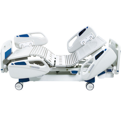BS-868A Luxurious Electric Bed Adjustable Bed Medical Bed Electric Hospital Bed Patient Bed with Seven Functions