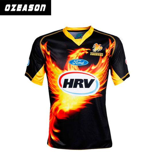 Professional Design Cricket Team Jersey Sublimated Cricket Jersey (CR002)  pictures   photos 884636d02