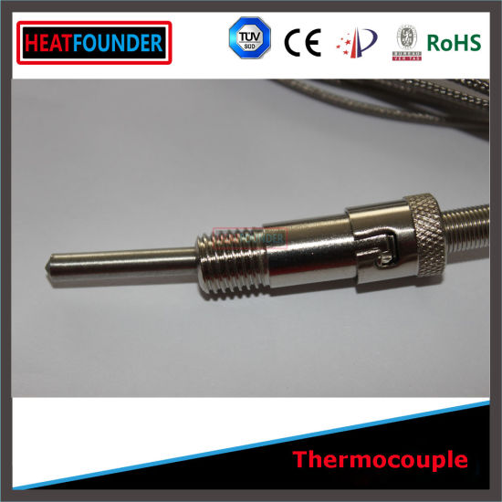 J Type Thermocouple with Bayout pictures & photos