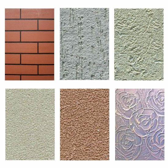 China Popular New Decorative Texture Exterior Wall Paint Brick